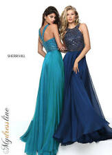Sherri Hill 50615 Long Evening Dress ~LOWEST PRICE GUARANTEE~ NEW Authentic Gown