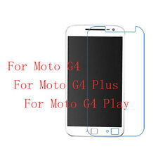 1x 2x Lot Clear Screen Protector Film Guard Shield For Moto G4 G4 Plus G4 Play