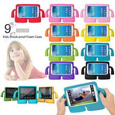 Safe Kids Shockproof EVA Foam Stand Case For Samsung Galaxy Tab 3 4 7'' 10.1''