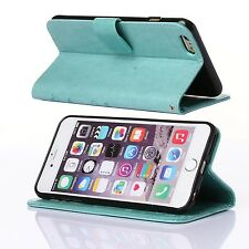 For  iPhone Samsung SONY Wallet Case Magnetic Flip Leather Stand Cover Pouch