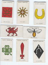 Full Set - 1924 - Army Corps & Divisional Signs 1st - Player