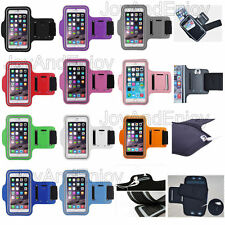 Sports Running Jogging Gym Armband Arm Band Case Cover For Samsung Cellphones