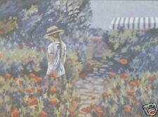 Tapestry Canvas - Afternoon Walk - DMC