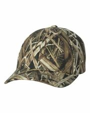 NEW FLEXFIT 6999 Mossy Oak Shadow Grass Blades Hat Fitted  S/M L/XL 2XL