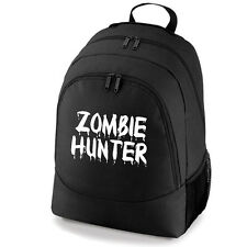 Zombie Hunter Rucksack Backpack Bag laptop controller xbox 360 xbox one ps3 ps4