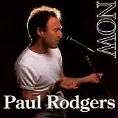 PAUL RODGERS (FREE/BAD COMPANY/QUEEN) NOW & LIVE (LORELEY TAPES) - 1997 SPV 2xCD