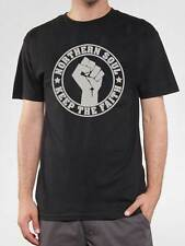 T-shirt Northern Soul, T-shirt black with logo Keep the faith, music dance