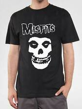 T-shirt Misfits T-shirt Punk Rock the group of Glenn Danzig logo with skull