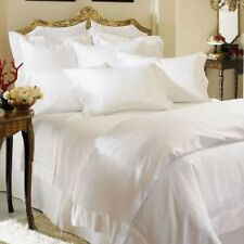 Sferra Giza 45 - Percale Fitted Sheet