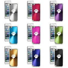 Apple iPod Touch 5th 6th Gen Generation Hard Case Cover Paw Print