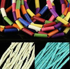 Wholesale Turquoise Loose Spacer Beads DIY For Jewelry Design Making Finding