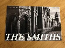 The Smiths Salford Lads Club sticker decal window Manchester music Morrissey UK