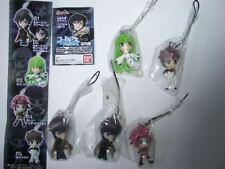 Bandai Code Geass Hangyaku no Lelouch of the Rebellion Phone Strap Figure