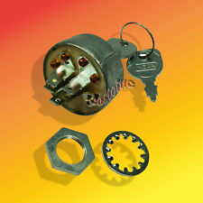 """Ignition Switch Fits Gravely Pro Master 20-H Mounting Stem: 5/8"""" Positions: 3"""