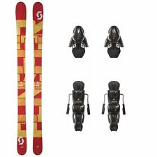 Scott Punisher 95 2017 Skis & Atomic FFG 12 Bindings