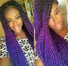 Pulled Xpression hair, ombre braiding hair extensions for braids, cornrows