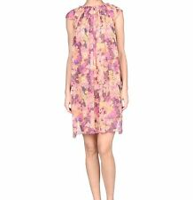 NEW SEE BY CHLOE SZ 4 40 FLORAL PRINT DRESS