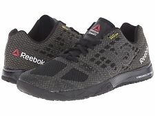 REEBOK CROSSFIT NANO 5.0  BLACK GRAVEL WOMENS RUNNING SHOES **FREE POST AUST