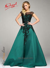Mac Duggal 48511D Long Evening Dress ~LOWEST PRICE GUARANTEE~ NEW Authentic Gown