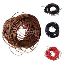 10 Meters 1MM Waxed Cord String Strap Wire Nylon Cord Jewelry Making Thread