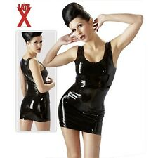 LATEX RUBBER MINI DRESS - LateX - ORION HIGH QUALITY LATEX MINI DRESS, 100%