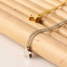 Charm Necklace Star  Pendant Women New Fashion Tiny Jewelry