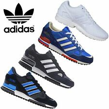 NEW Mens Adidas Originals ZX Flux Torsion Running Trainers White Casual UK