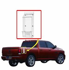 """Magnetic Outdoor Brochure Holder 4""""w x 9""""H Vehicle with Business Card Holder"""