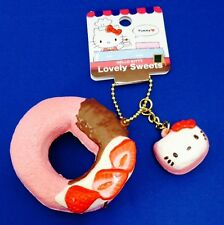 Licensed Hello Kitty Squishy Lovely Sweets Series
