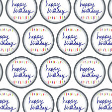Premium Gift Wrap Wrapping Paper Roll Birthday Party