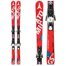 Atomic REDSTER FIS GS JR & XTO 12 RACE Ski and Binding 2016