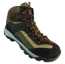 Gola Conger Men's Dri-tex Waterproof Ankle Hiking Boots With Vibram Soles New
