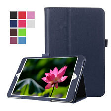 Magentic Leather Flip Folio Wake Case Smart Cover Stand For Apple iPad Pro 9.7''