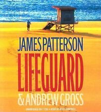 Lifeguard by James Patterson and Andrew Gross 7 CD, Set Unabridged