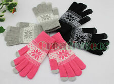 Unisex Magic Capacitive Touch Screen Gloves Smartphone Tablet PC Texting Stretch