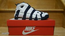 "2016 Nike Air More Uptempo ""Olympic"" 414962-104 GS & MEN Size: 4y-13 Pippen New"