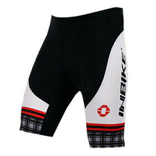 Spandex Cycling Shorts Pad Mountain Bike Shorts Men's Bicycle Shorts Pants S-5XL