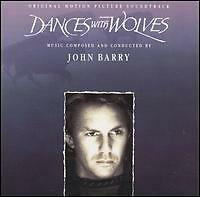 John Barry - Dances With Wolves (Original Motion Picture Soundtrack) (CD 1990)