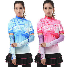 Women Bike Riding Short Sleeve Outfits Clothes Cycling Wicking Jersey and Pants