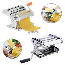 """7"""" Removable Pasta Maker Dough Roller Noodle Making Machine for Home Kitchen Use"""