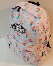 Vans Off The Wall DISNEY Little Mermaid Ariel School Travel Beach Backpack