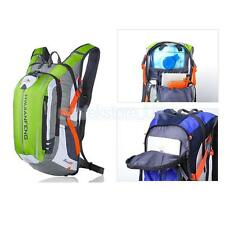 Bicycle Cycling Nylon Backpack Hydration Pack Bike Helmet Water Bladder Bag