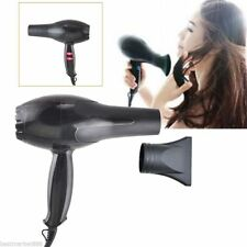 Professional Hair Blow Dryer 1600W Hot Air Blower Dryer Cold Wind Salon +US Plug