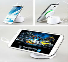 Universal Suction Cup Stand Mounts Holder With Mini Speaker For iPhone Samsung