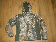 NWT Women's Under Armour Realtree AP Camo Storm Ayton Fleece Jacket Hoodie WARM