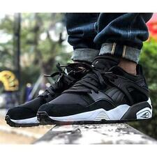 Shoes Puma Blaze 360135 02 Man Sneakers Black White Limited Edition