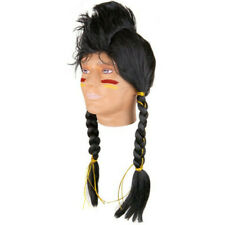 Native American Mohawk Wig