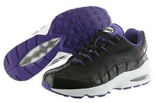 Nike Air Max '95 LE (GS) 310830-004 Black Purple Lightweight Shoes Medium Youth
