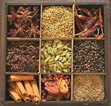 Authentic Indian Whole Spices & Seeds For Indian Cooking Indian Spice Pack
