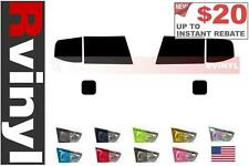 Rtint Headlight Tint Precut Smoked Film Covers for Ford Ranger 2006-2010